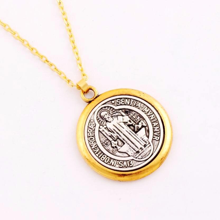 Cheap catholic saint medals