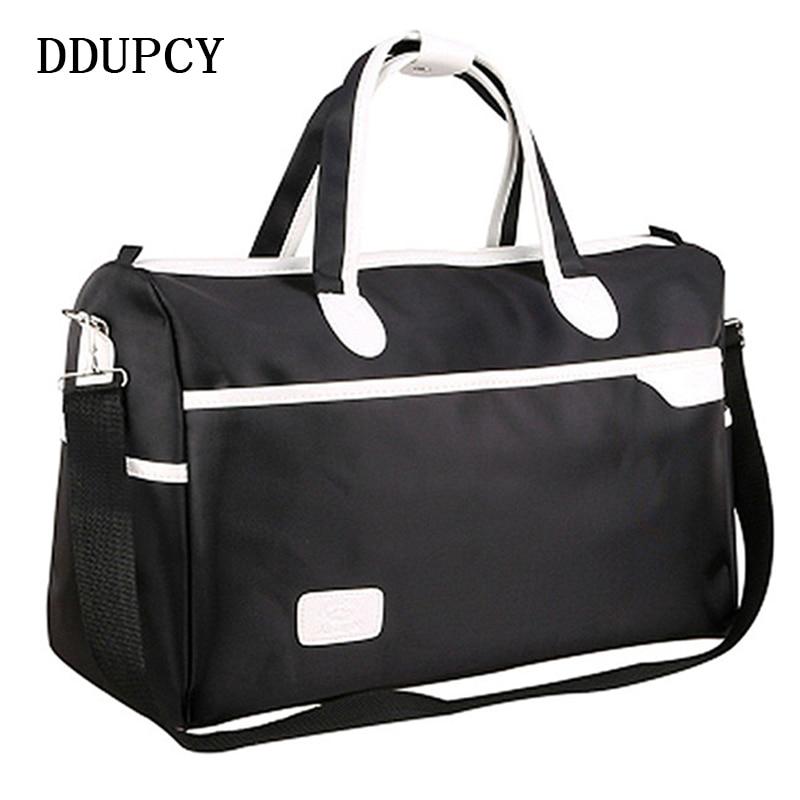 Men Luggage Travel-Bags Large-Capacity Waterproof Portable Women Fashion