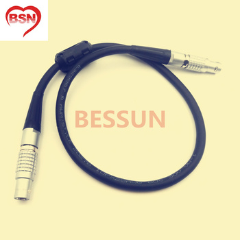 50CM LCD/ EVF Cable Lemo cable For Red Epic ,Audio Video Power Cable, FGG.1B 16 pin plug to FGG.1B 16pin connectors plug