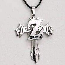 Dragonball Ball Z Logo Necklace