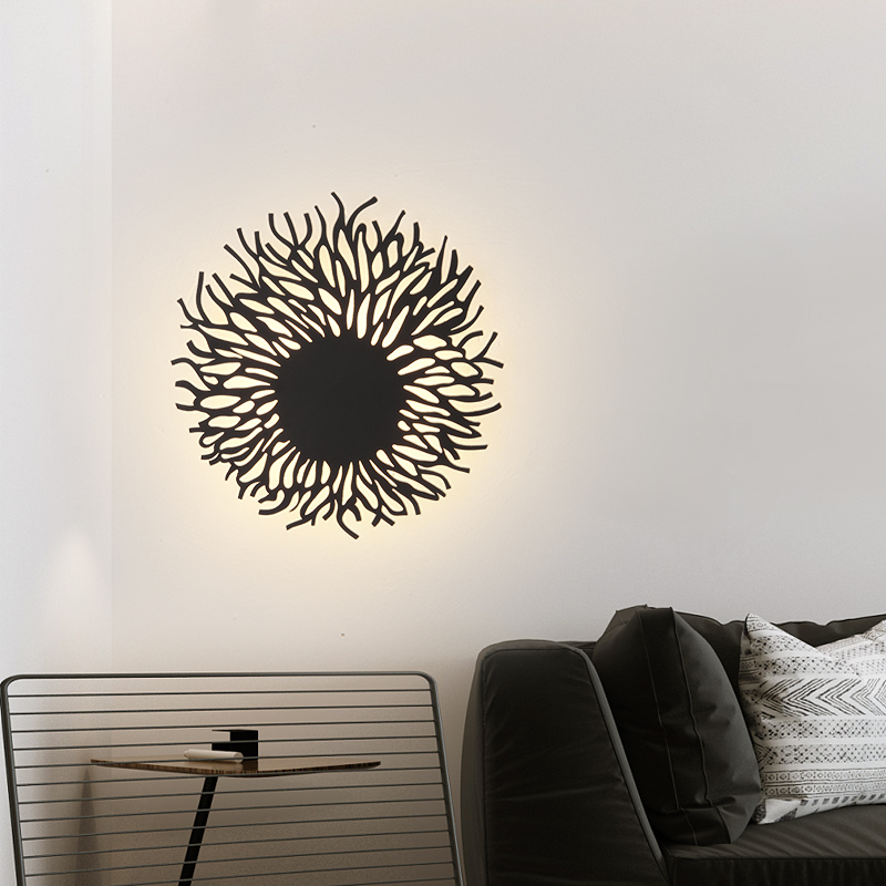 Modern LED Wall Lamps Sconces Decorative Wall Light for Living Room Pathway Staircase Bedroom Bedside Lamp fixture Free ShippingModern LED Wall Lamps Sconces Decorative Wall Light for Living Room Pathway Staircase Bedroom Bedside Lamp fixture Free Shipping