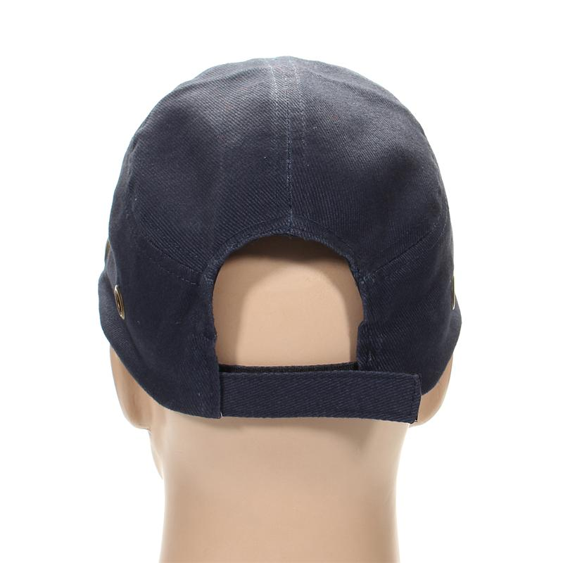 Schutzhelm Safurance Blau Baseball Anstoßkappen-leichte Sicherheitshelm Kopf Schutzkappen Arbeitsschutzhelm Sicherheit & Schutz