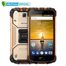 "Ulefone Armor 2S IP68 Waterproof Mobile Phone Android 7.0 5.0"" FHD MTK6737T Quad Core 2GB+16GB 4G Global Version Smartphone(China)"
