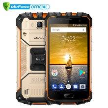 Ulefone Zırh 2 S IP68 Su Geçirmez Cep Telefonu Android 7.0 5.0