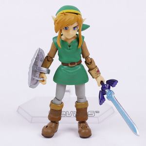 Image 5 - Link A Link Between Worlds Figma EX 032 / Figma 284  PVC Action Figure Collectible Model Toy 2 Types