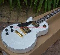 Left handed BJ electric guitar custom guitar mahogany body BJ 79