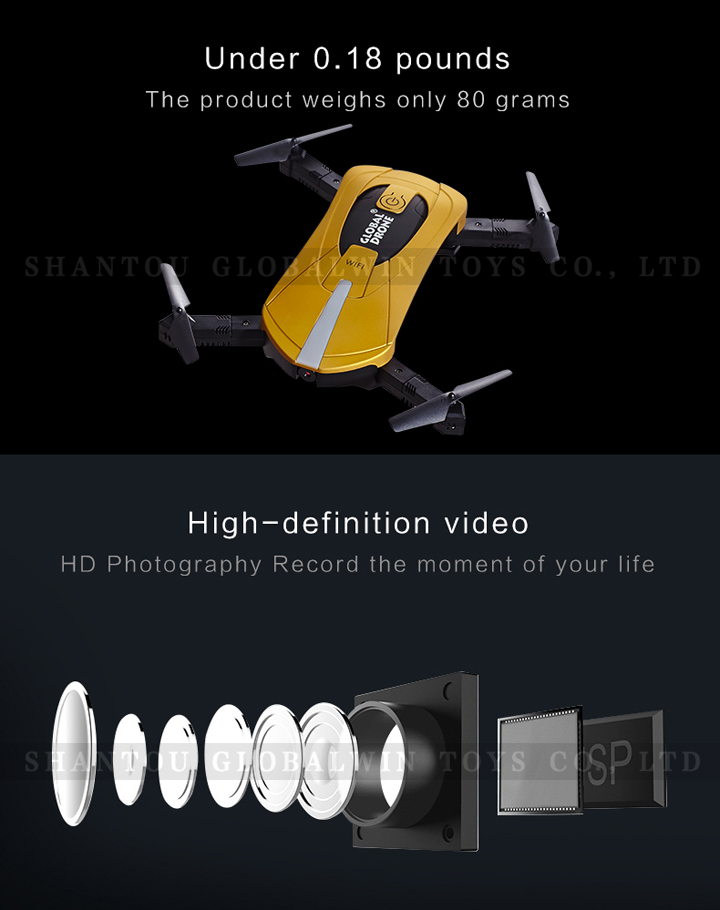 Rc Helicopter Foldable Mini Drones (4)