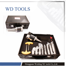 Set von BT40 NBH2084 8p feinabstimmung Langweilig Werkzeuge für Finishing, Drehen Präzision 0,01mm, langweilig Palette 8 280mm