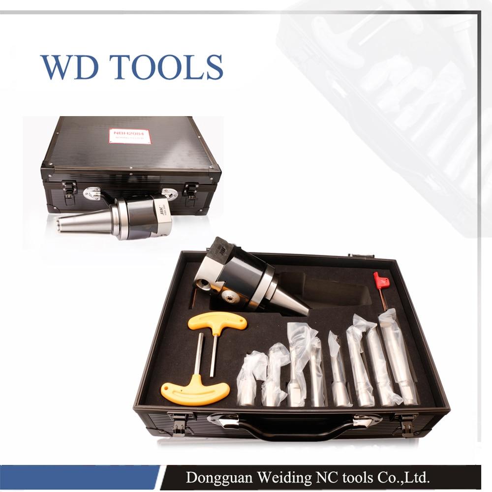 Fine-tune Boring Tools for Finishing | Turning Precision 0.01 mm| Range 8 - 280 mm