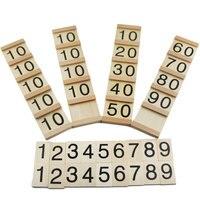 חינוכיים בתחילת עץ חומרים בני נוער ועשרות לוחות במתמטיקה מונטסורי מונטסורי צעצוע מתמטיקה למידת צעצועים לילדים B1266T