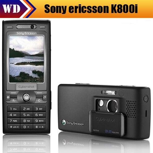 Цена за Sony ericsson K800i разблокирована сотовый телефон
