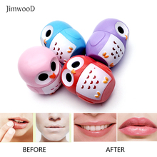 Lip-Balm Cosmetics Makeup Protect Natural Long-Lasting Winter Plant Owl CML027 Nutritious