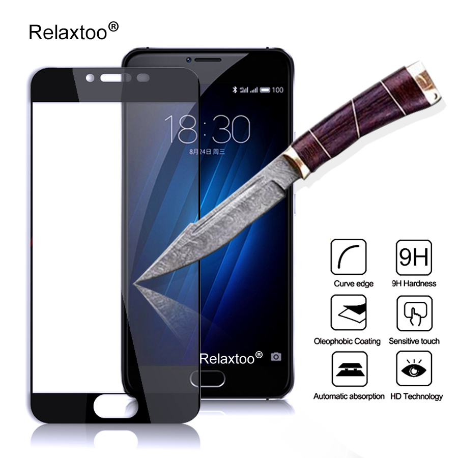 Tempered-Glass Screen-Protector Mezu M6 Note Protective-Film for M3s M6s/M5s/M5c/.. Meilan