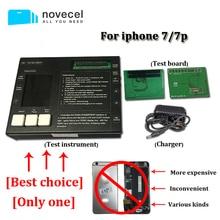 Novecel ЖК-дисплей тестер поле инструменты 2 в 1 ЖК-дисплей дисплей и дигитайзер 3D сенсорный экран тестирования для iPhone 7 плюс. Топ Версия на английском языке