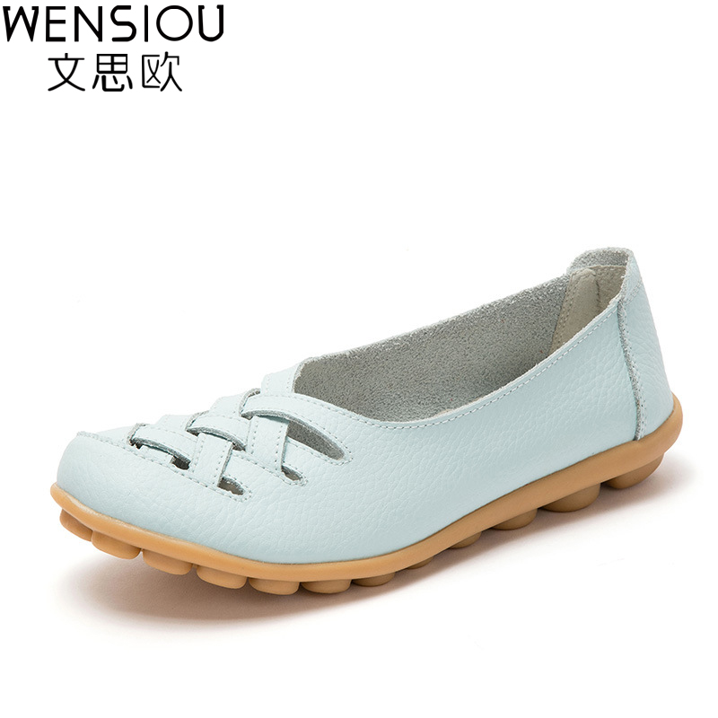 spring new women flats shoes fashion women shoes  casual hot sale  women flats chaussure femme ST181 2015 hot sale new spring autumn women flats sweet bowtie casual fashion ladies wedding shoes