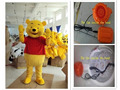 ГОРЯЧИЕ продажи взрослых костюм талисмана Weenie медведь костюм талисмана ЕВА материал бесплатная доставка и перевозка груза падения