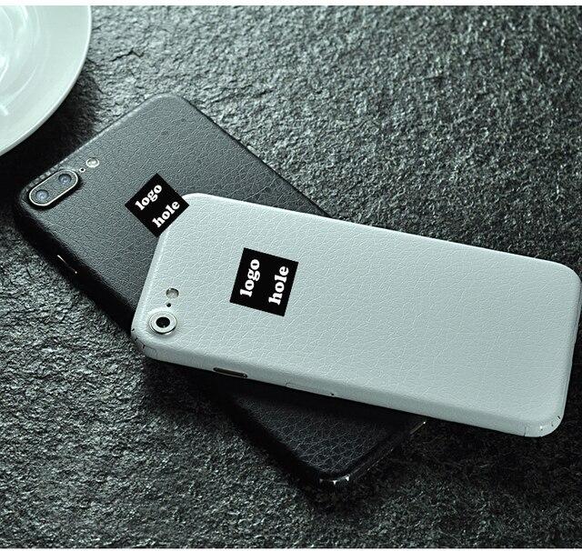 3d multicolor full body dermatoglyph sticker back cover wrap skin for apple iphone 7 7 plus