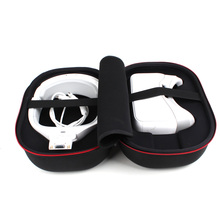 Accessories For DJI Goggles Bag, Cochanvie EVA Storage Portable Handheld Case Bag for DJI FPV VR Glasses Goggles, Black