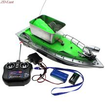40-60m 8Hours Remote Control RC Radio Bait Fish Finder Fishing Nest Lure Boat Ship