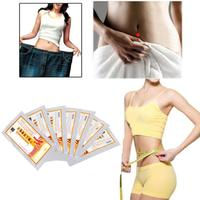 100pcs New Slimming Patch Women Lady Belly Special Thin Slimming Burn Reduce Weight Paste Crossborder Tools