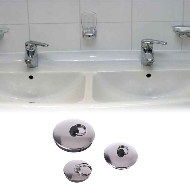 Kitchen Drain Plug Water Stopper Kitchen Bathroom Bath Tub Sink Basin Drainage