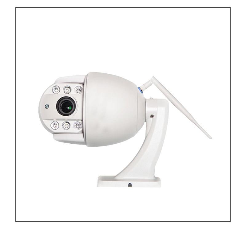 Speed Dome IP Camera Wifi 1080P SD Card Slot Waterproof Mini 4 PTZ Wireless IP Camera 4X Zoom
