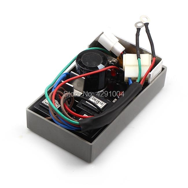 Match Kipor Diesel generator set AVR KI-DAVR-150S3 цена