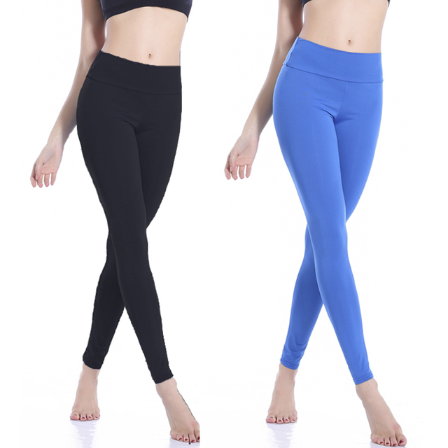 75f7ba623753b Women's Sports Fitness Yoga Pants Functional Gym Running Workout Pant  running Ankle-length Pants Quick-drying Push Up Leggings
