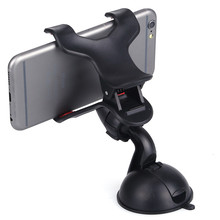 Car phone holder 360 Degree rotation phone Stand Windshield Mount Bracket with Suction Cup for mobile phone car holder