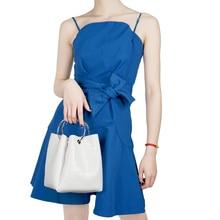 Crocodile leather bag shoulder Messenger retro fashion ladies handbag new high quality PU designer