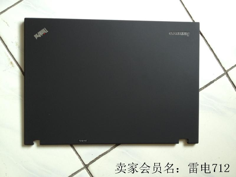 NEW Orig THINKPAD Lenovo T400 R400 Top lid Lcd rear back cover 45N5844 42X4859 45N5846