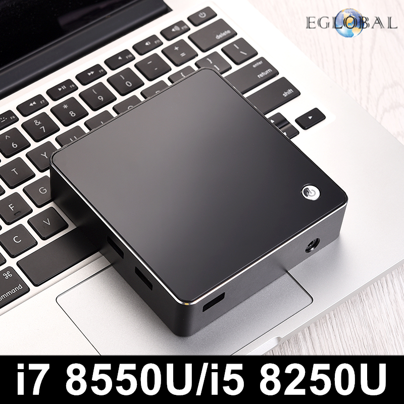 8th Gen Intel Core i7 8550U i5 8250U Quad Core 8 Threads Eglobal Nuc Mini