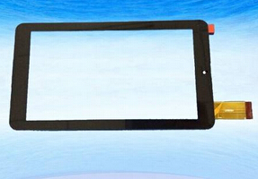 Black New Touch Screen Digitizer for 7 inch Tricolor GS700 Tablet Touch Panel Glass Sensor Replacement Free Shipping new 7 inch tablet touch screen panel digitizer glass sensor for tyf1039v8 free shipping