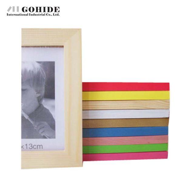 Online Shop DUH Wooden Rectangle Photo Frames For Picture Multiple ...