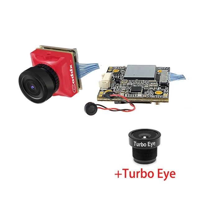 Caddx Turtle V2 800TVL 1.8mm 1080p 60fps NTSC/PAL Switchable HD FPV Camera w/ DVR for DIY RC FPV Racing Drone Quadcopter