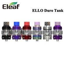 Eleaf ELLO Duro Original 6,5 ML tanque atomizador de cigarrillos electrónico con HW-M cabezal de bobina para ijust 3 Kit de batería Vape