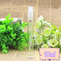 Free Shipping 500pcs/lot 10ML Glass Perfume Bottle,10cc Refillable Fragrance Perfume Atomizer,Glass Sprayer Bottle