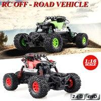 RC Car 4WD Remote Control Car 2.4G 4CH Double Motors Drive Bigfoot Car Radio Control Model Off Road Vehicle Toy Cars
