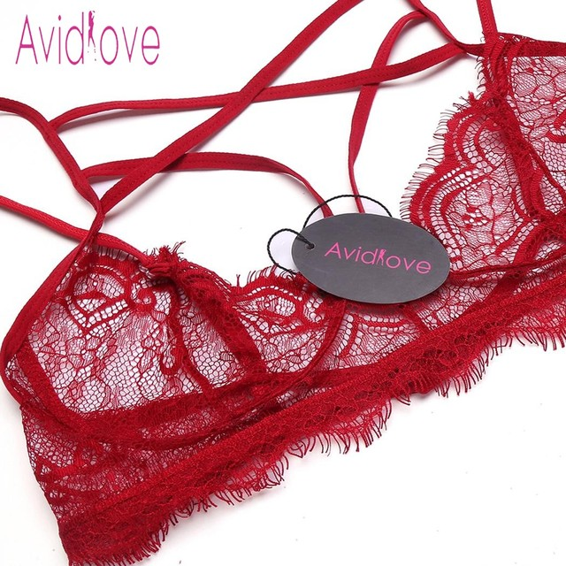 Avidlove Open Bra Crotch Erotic Lingerie Set Lace Nightgowns Sexy Bra Panty Womans Lingerie And Exotic Bra Sets Sex Products 4