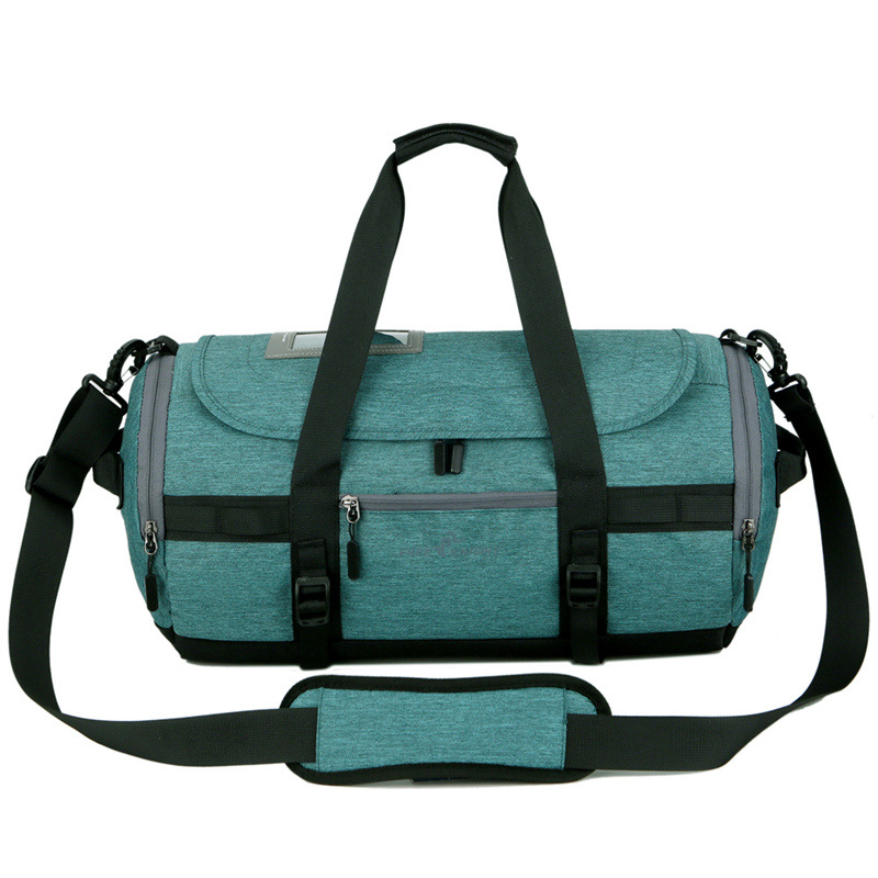 30L Waterproof Nylon Soft Sports Gym Bags Training Bag Fitness Bags Walking Outdoor Sporting Tote For Female And Male