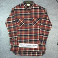 Best version 2017 winter justin bieber fear of god 4th collection flannel red plaid extended casual long sleeve men shirts