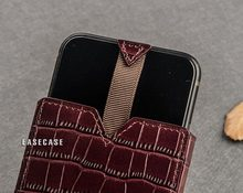 for A3 Leather iPhone