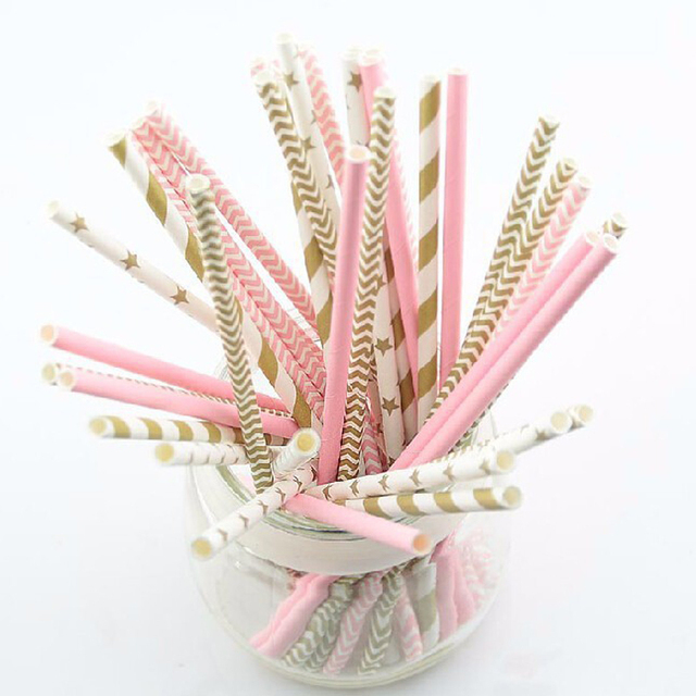 Drinking Straws 25 pcs/lot