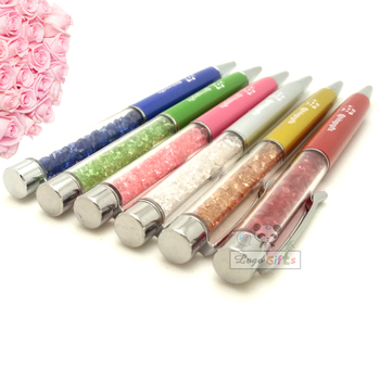 Wedding gift pens for company gifts can be custom printed with your email address and telephone to promote your business