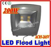 AC 85 265V 200W LED Outdoor Lighting Ip65 Lamp Waterproof Led Flood Light
