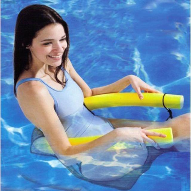 Swimming Pool Floating Chair 6*150cm Pool Noodle Availbale In Assorted  Bright Colors Pool Chair