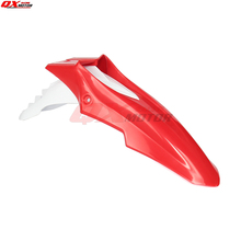 цена на Front mudguard front fender For KLX YZF DRZ CR CRF DT RMX Off Road Dirt Pit Bike MX Motocross Free Shipping