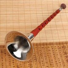 Alta qualidade chinês vento popular instrumento musical suona/shanai chave de g d f