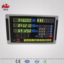 Hxx usine nouveau produit 3 axes dro numérique codeur système GCS900-3DA avec une seule pièce pour machines