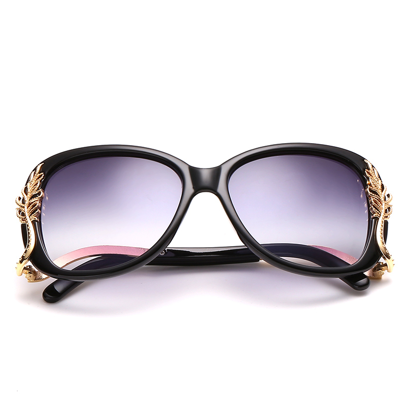 127176f512c Sell well girl's Fashion Sunglasses Brands Women Vintage Alloy frame ...